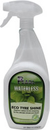 Pearl Waterless Car Wash Eco Tyre Shine